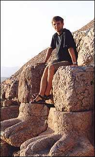 Nemrut Dagi, Turcja 2002