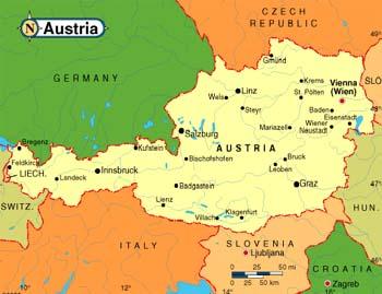 Austria Przewodnik Ciekawostki Kultura Wizy Porady