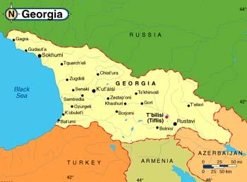 Gruzja Przewodnik Ciekawostki Kultura Wizy Porady