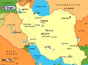 Iran Przewodnik Ciekawostki Kultura Wizy Porady Szczepienia