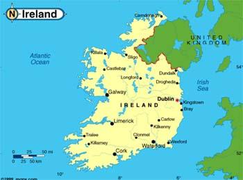 Irlandia Przewodnik Ciekawostki Kultura Wizy Porady