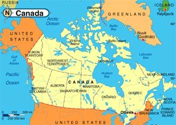 Kanada Przewodnik Ciekawostki Kultura Wizy Porady