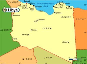 Libia Przewodnik Ciekawostki Kultura Wizy Porady