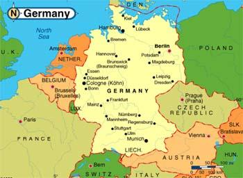 Niemcy Przewodnik Ciekawostki Kultura Wizy Porady