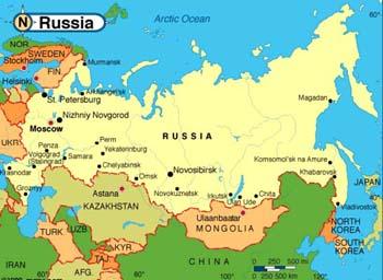 Rosja Przewodnik Ciekawostki Kultura Wizy Porady