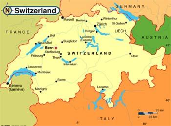 Szwajcaria Przewodnik Ciekawostki Kultura Wizy Porady