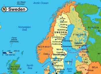 Szwecja Przewodnik Ciekawostki Kultura Wizy Porady