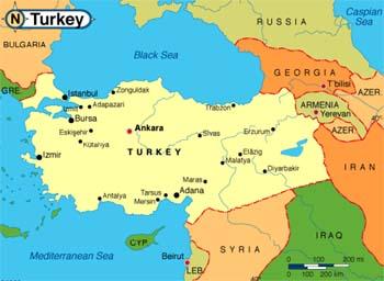 Turcja Przewodnik Ciekawostki Kultura Wizy Porady