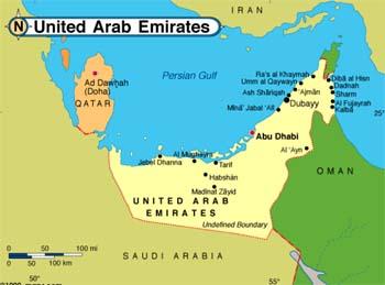 Zjednoczone Emiraty Arabskie Przewodnik Ciekawostki Kultura