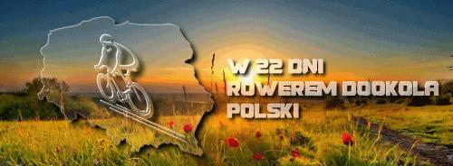 22 dni dookoła Polski rowerem