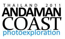 ANDAMAN Coast - Thailand 2011 - jesteśmy grupą fotograficzną i w lipcu tego roku wyruszamy nad tajlandzkie wybrzeże morza andamańskiego.