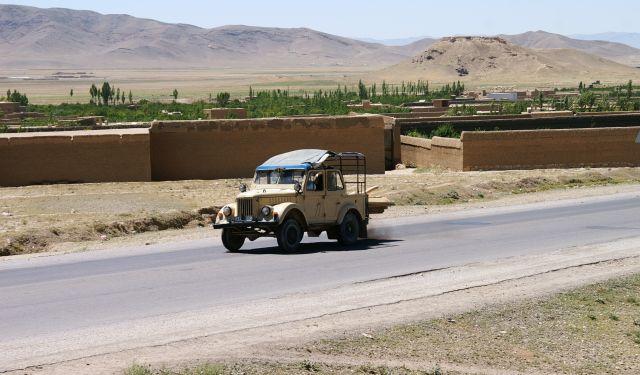 Zdjęcia: okolice Ghazni, Ghazni, furaki, AFGANISTAN