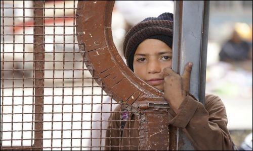 AFGANISTAN / Herat Province / Herat / Twarze 2