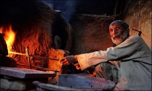 AFGANISTAN / Herat Province / Herat / szkło z Heratu 5