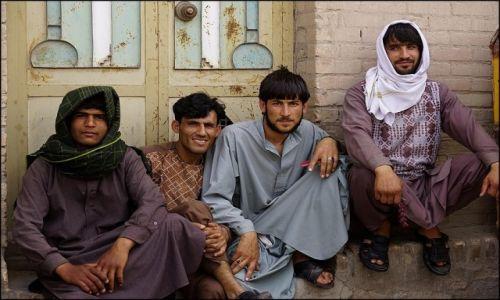 Zdjecie AFGANISTAN / Herat Province / Herat / Na ulicy 2