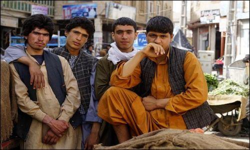 Zdjecie AFGANISTAN / Herat Province / Herat / Na ulicy 4