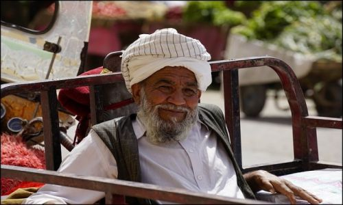 Zdjecie AFGANISTAN / Herat Province / Herat / Na ulicy 6
