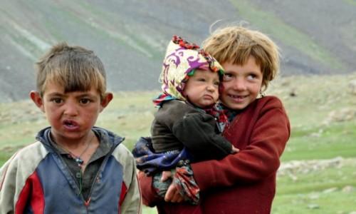 Zdjęcie AFGANISTAN / Wakhan Corridor / Borak / Najcenniejszy jest uśmiech