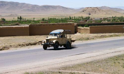 Zdjecie AFGANISTAN / Ghazni / okolice Ghazni / furaki