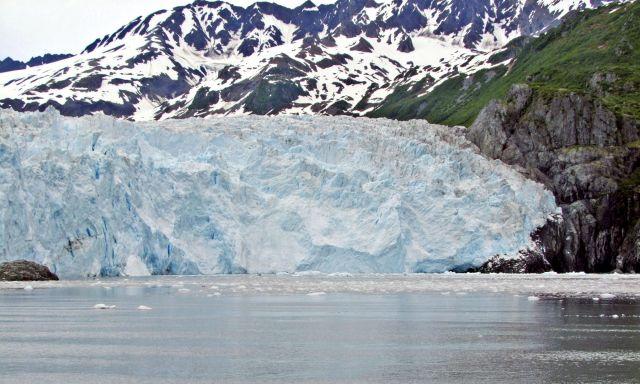 Zdjęcia: Gulf of Alaska / Aialik Bay, lodowiec Aialik 3, ALASKA