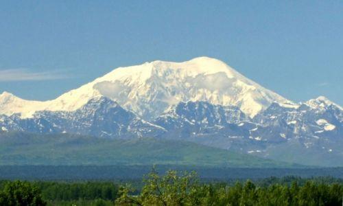 Zdjęcie ALASKA / - / Alaska / Park Narodowy Denali / Konkurs - Mount McKinley