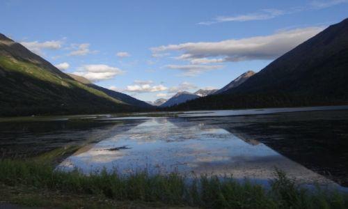 Zdjęcie ALASKA / Południowa Alaska / Alaska Highway / Konkurs
