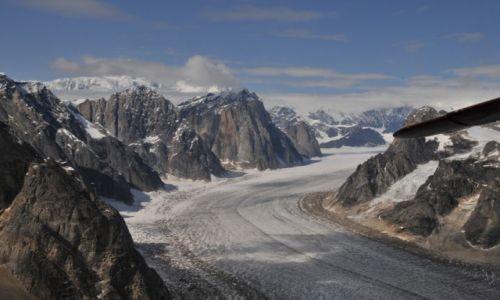 Zdjecie ALASKA / Alaska / Alaska / Alaskńskie klim