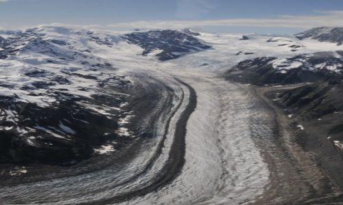 Zdjecie ALASKA / Alaska / Alaska / Rzeka lotu..