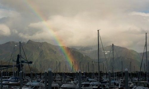 Zdjecie ALASKA / - / Seward / Alaska, Seward