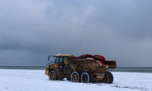 ALASKA / North Slope Borough / Barrow/Utqiagvik / Ocean Arktyczny
