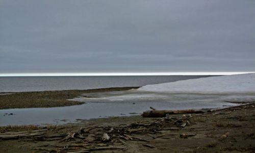 Zdjecie ALASKA / - / North Slope / Ocean Arktyczny / Morze Beauforta / Ocean Arktyczny