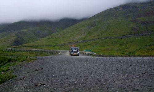 ALASKA / - / Alaska / Brooks Range / Dalton Higway