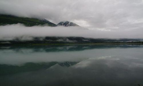 Zdjęcie ALASKA / - / Alaska / Polwysep Kenai / Andy Simon Mountain