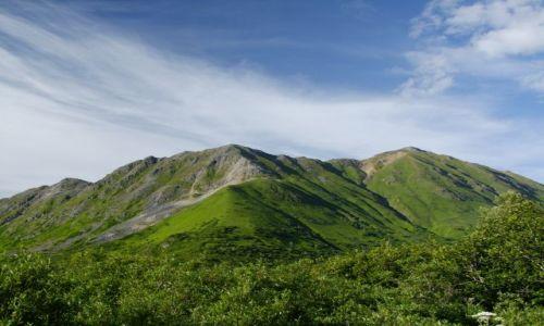 Zdjęcie ALASKA / - / Alaska / Talkeetna Mountain / Gory Talkeetna