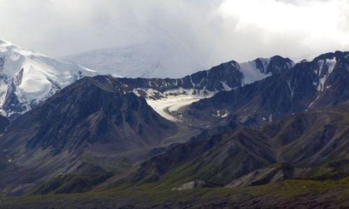 Zdjęcie ALASKA / - / Alaska Range / Gory Alaska
