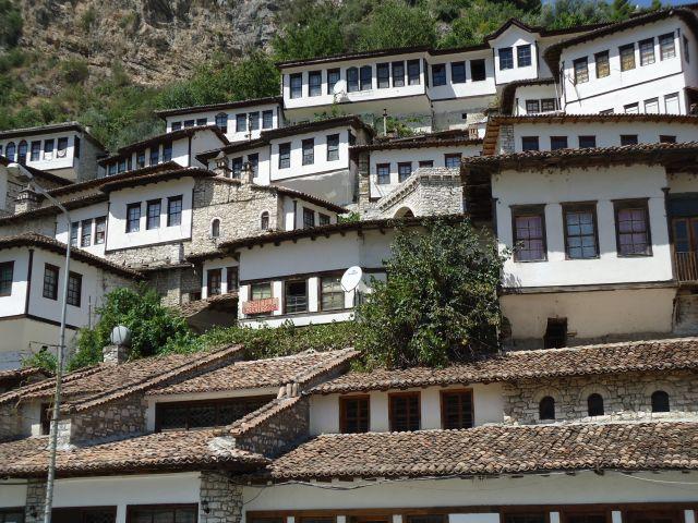 Zdjęcia: Berat, dzielnica Mangalam, Berat, Mangalam, ALBANIA