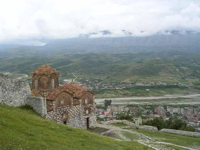 Zdjęcia: Kruje, Cerkiew , ALBANIA