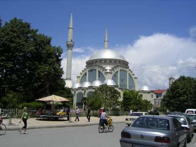 Zdjęcia: Shkodra, Mecvzet ołowiany, ALBANIA