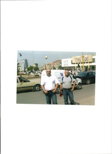 Zdjęcia: Tirana, Plac Skadenberga-Tirana, ALBANIA