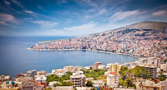 Zdjęcia:  , Riwiera albańska, Riwiera albańska 2, ALBANIA
