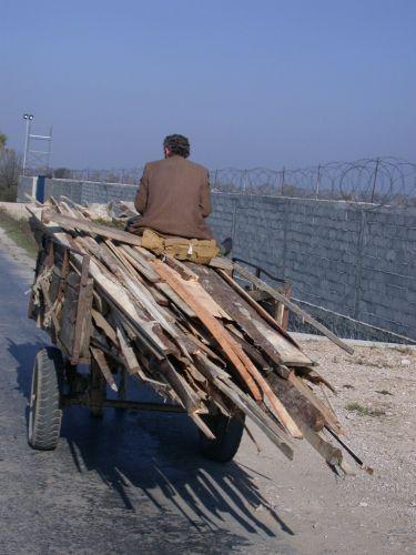 Zdjęcia: Fush Kruja, Widok często spotykany, ALBANIA