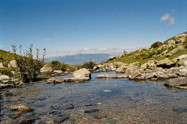 Zdj�cia: G�ry Korab, Woda, ALBANIA