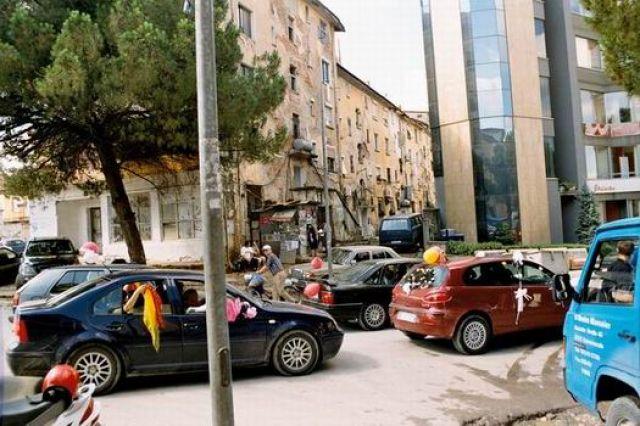 Zdj�cia: Tirana, Wesele, ALBANIA