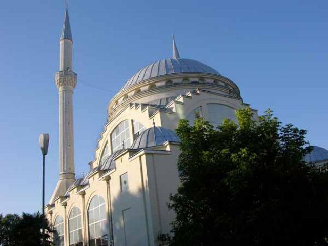 Zdjęcia: Tirana, Meczet, ALBANIA