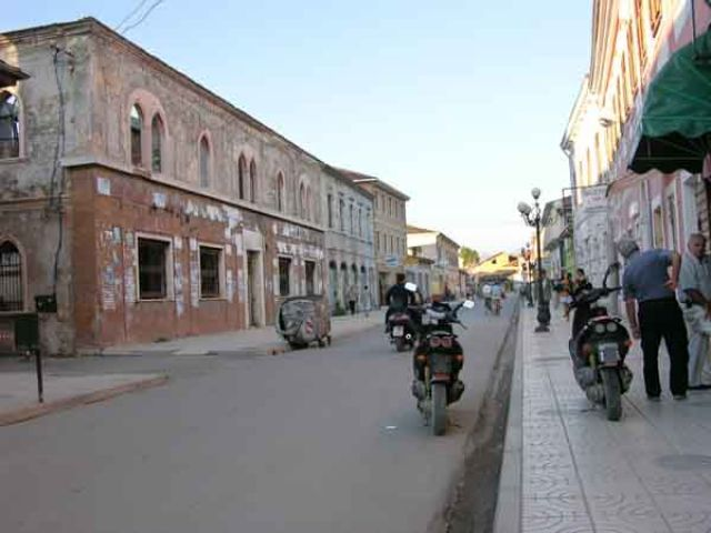 Zdj�cia: Szkoder, Ulica, ALBANIA