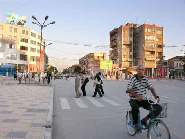 Zdjęcia: Szkoder, Ulica, ALBANIA