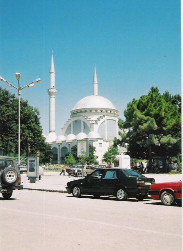 Zdjęcia: Albania, Meczet w Shkodrze, ALBANIA