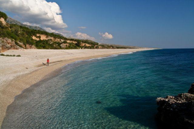 Zdjęcia: Drymades, albania, ALBANIA