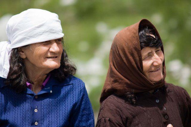 Zdjęcia: Albańskie Alpy, shkoder, Siostry, ALBANIA