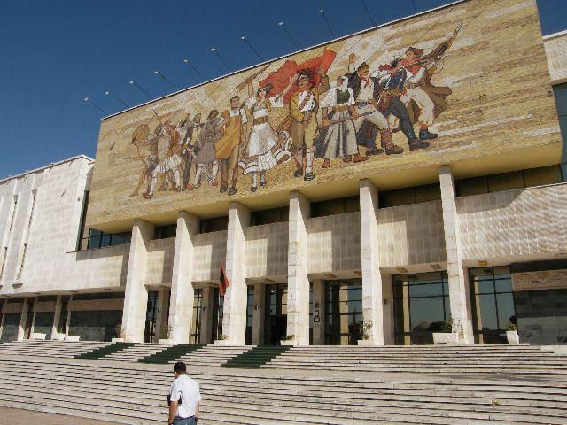 "Zdjęcia: Tirana, Tirana, Albania - ""Kraina Orłów"", ALBANIA"